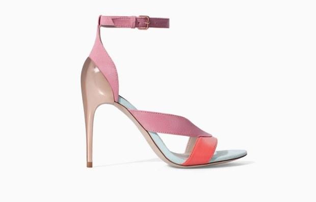 Scarpe Zara primavera estate 2014