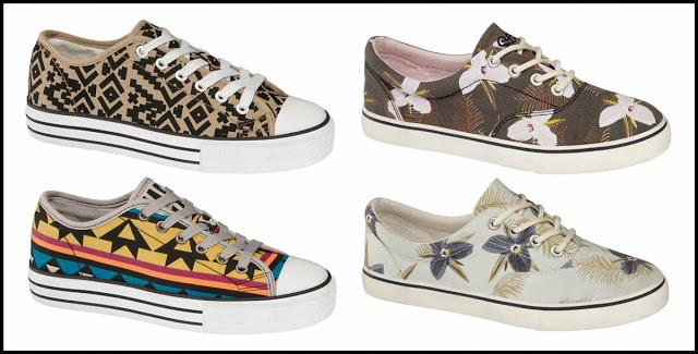 Sneakers Deichmann primavera estate