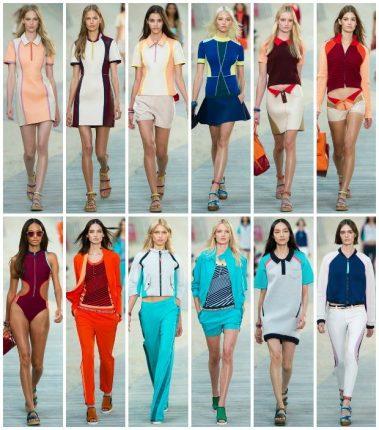 Tommy Hilfiger abbigliamento primavera estate 2014