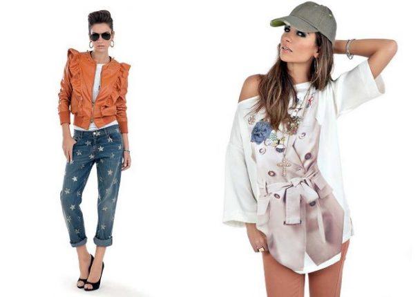 Abbigliamento Denny Rose primavera estate 2014