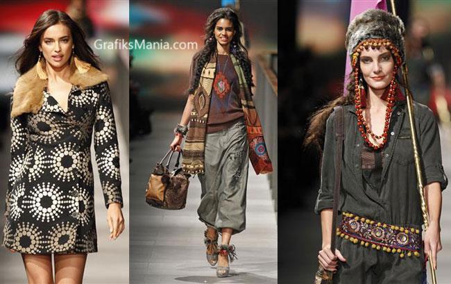Abbigliamento Desigual autunno inverno 2014 2015