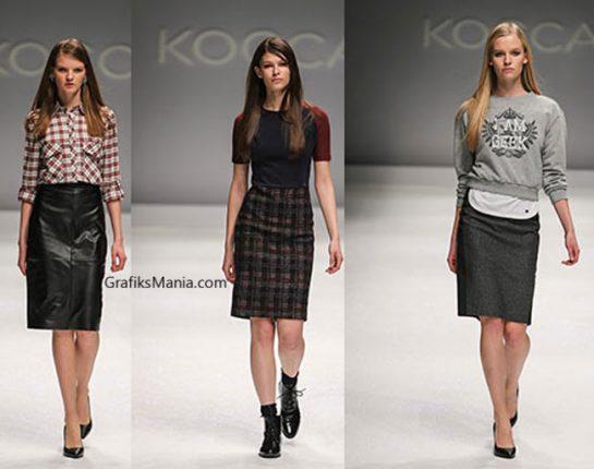Abbigliamento Kocca autunno inverno 2014 2015