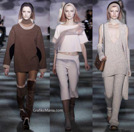 Abbigliamento Marc-Jacobs autunno inverno 2014 2015