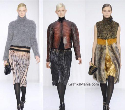 Abbigliamento Salvatore Ferragamo autunno inverno 2014 2015