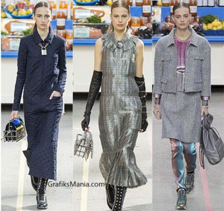 Borse Chanel autunno inverno 2014 2015 donna.