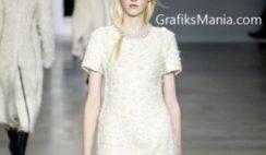 Calvin Klein autunno inverno 2014 2015 abbigliamento donna