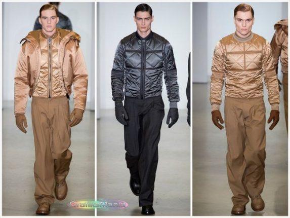 Calvin Klein pantaloni autunno inverno 2014 2015