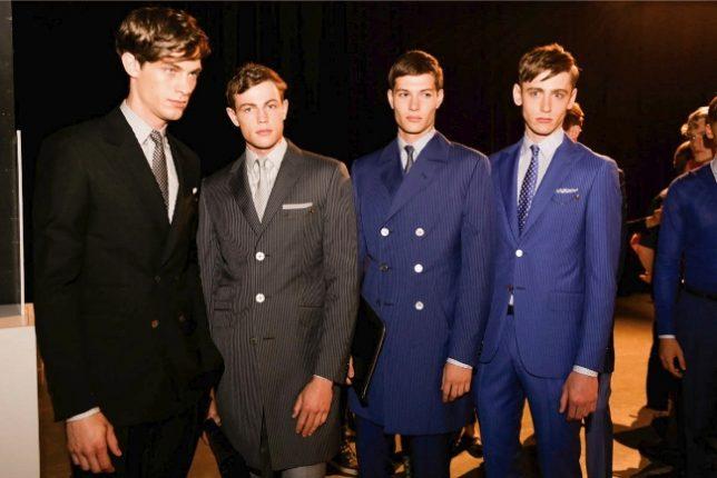 Canali primavera estate 2014 abbigliamento uomo