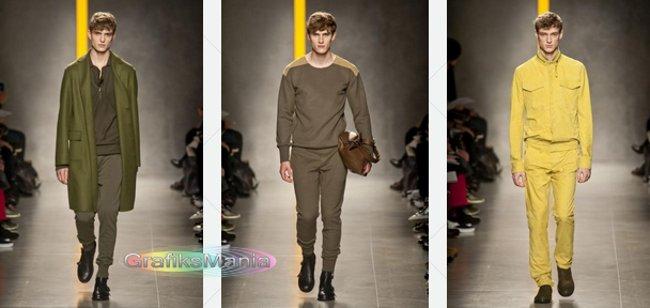 Collezione Calvin Klein autunno inverno 2014 2015