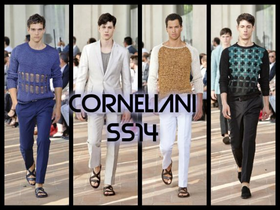 Corneliani  primavera estate 2014 uomo