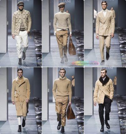 Corneliani autunno inverno 2014 2015 abbigliamento