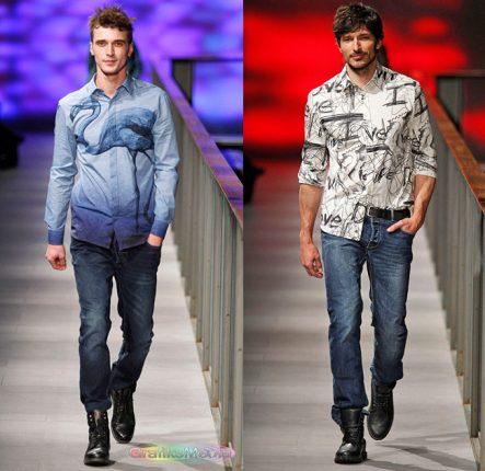 Desigual autunno inverno 2014 2015 camicie uomo