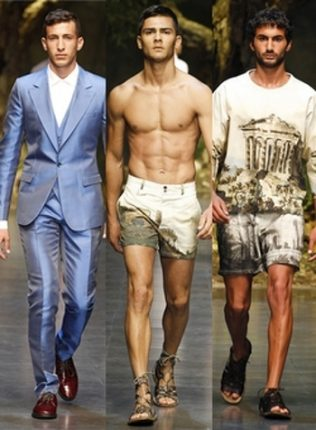 Dolce Gabbana 2014 uomo