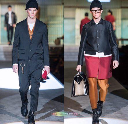 Dsquared2 autunno inverno 2014 2015 abbigliamento