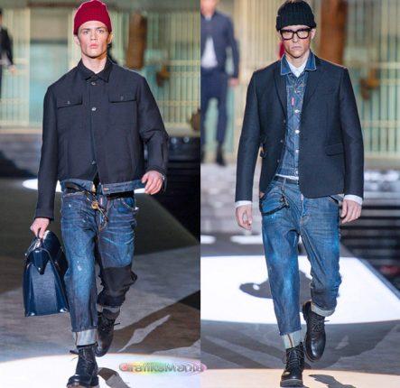Dsquared2 autunno inverno 2014 2015 giacche