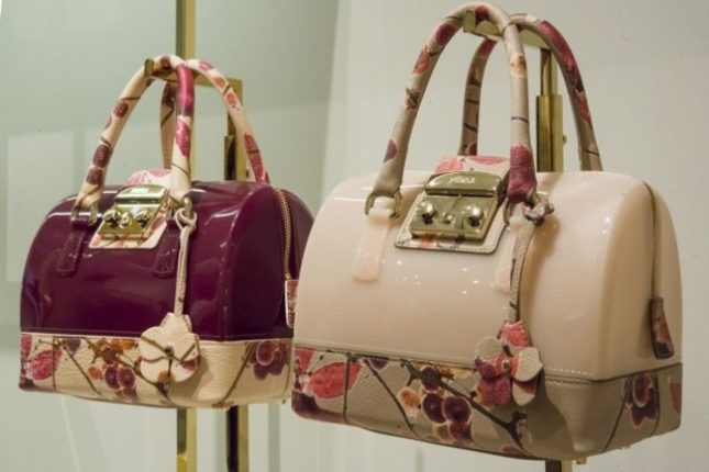 Furla candy bag colorate