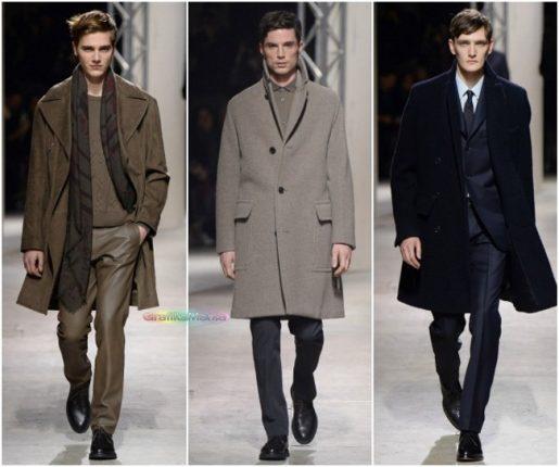 Hermes autunno inverno 2014 2015 abbigliamento uomo
