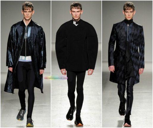 John Galliano cappotti uomo