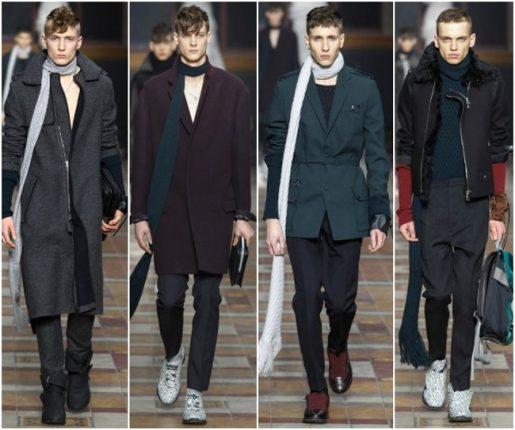 Lanvin cappotti uomo