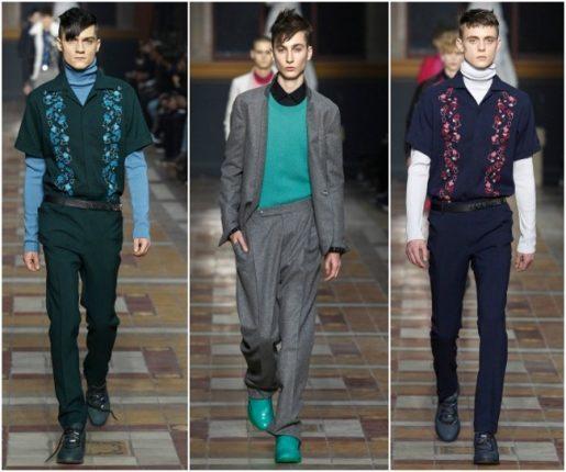 Lanvin giacche e camicie uomo