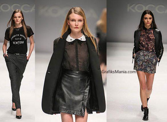 Look Kocca autunno inverno 2014 2015 donna