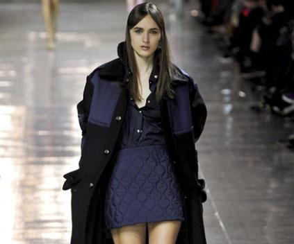 Miu Miu autunno inverno abbigliamento donna