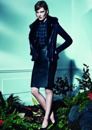 Patrizia Pepe autunno inverno 2014 2015 abbigliamento donna