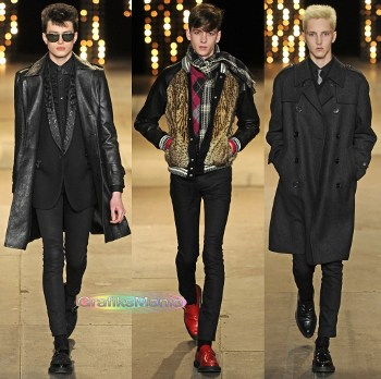 Saint Laurent 2015 uomo
