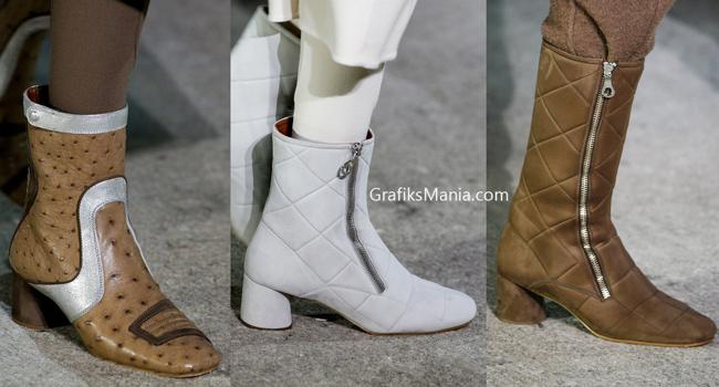 Scarpe Marc-Jacobs autunno inverno 2014 2015 donna