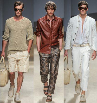 Trussardi  primavera estate 2014 abbigliamento uomo