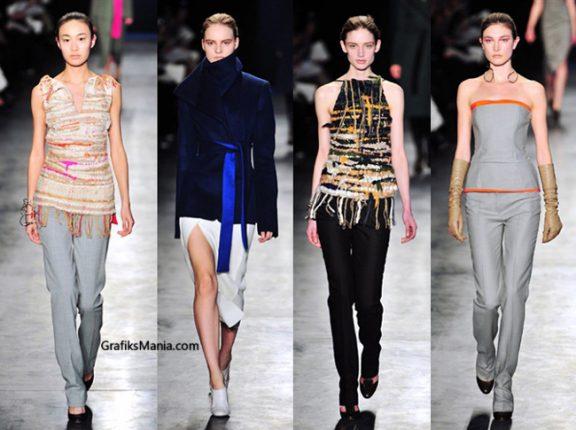 Abbigliamento Altuzarra autunno inverno 2014 2015