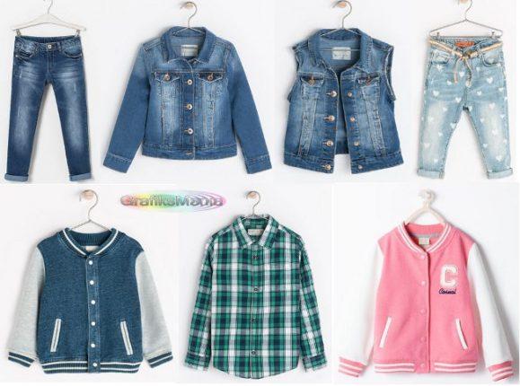 Abbigliamento Denim Zara bambini  2014 201