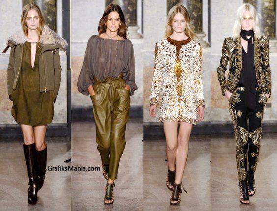 Abbigliamento Emilio Pucci autunno inverno 2014 2015