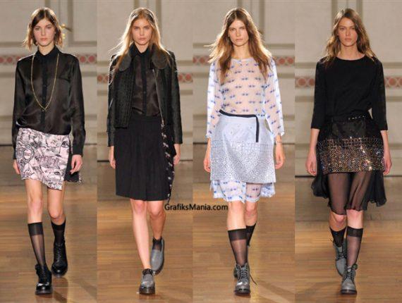 Abbigliamento Frankie Morello autunno inverno 2014 2015