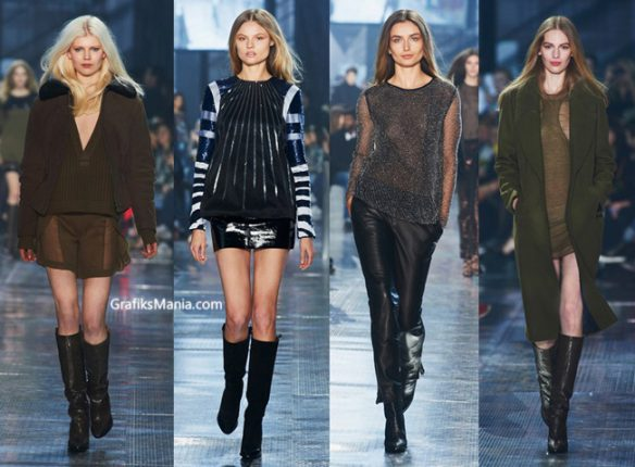 Abbigliamento HM autunno inverno 2014 2015