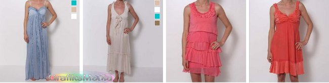 Abbigliamento Kaos estate 2014