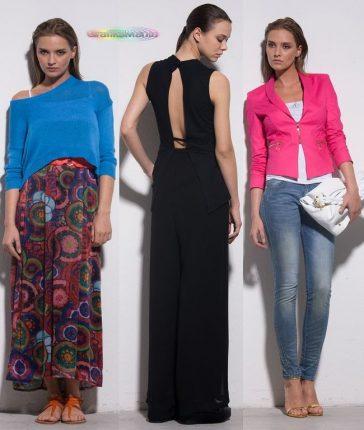 Abbigliamento Koralline estate 2014