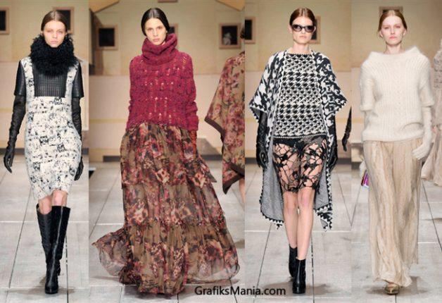 Abbigliamento Laura Biagiotti autunno inverno 2014 2015