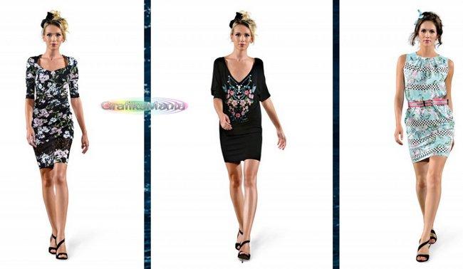 Abbigliamento Vdp primavera estate 2014