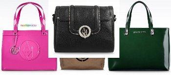 Armani Jeans borse collezione autunno inverno 2014 2015
