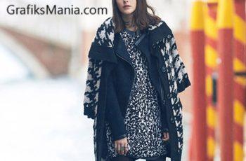 Benetton autunno inverno 2014 2015 abbigliamento donna