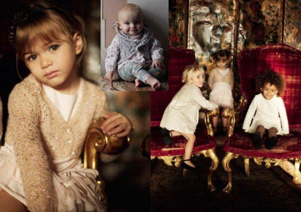 Benetton bambini moda autunno inverno 2014 2015