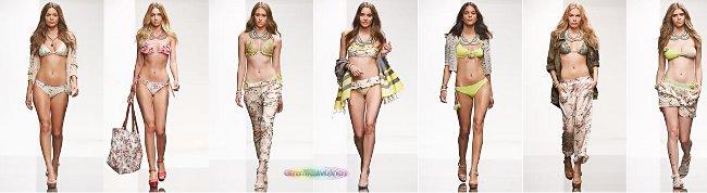 Bikini Twin Set catalogo estate
