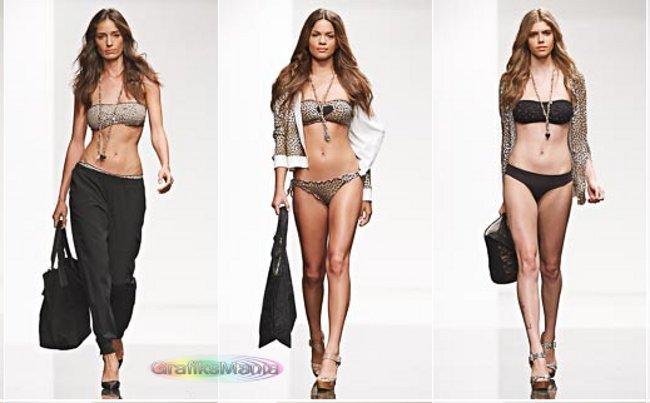 Bikini a fascia Twin Set catalogo estate