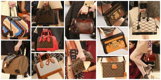 Borse Louis Vuitton autunno inverno 2014 2015