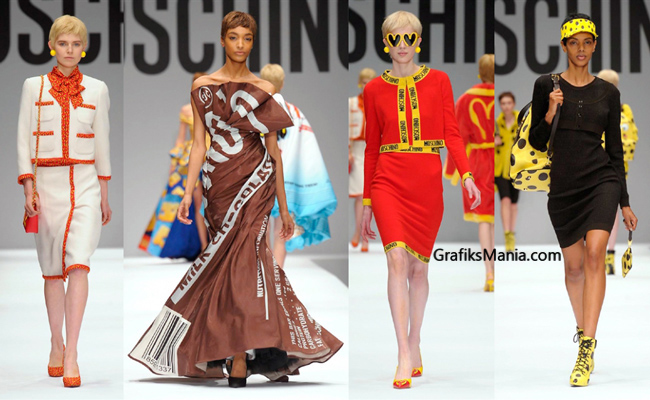 Catalogo Moschino abbigliamento e prezzi
