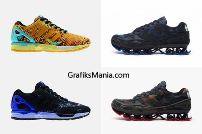 Catalogo scarpe Adidas autunno inverno 2014 2015