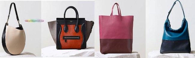 Celine borse collezione 2014 2015