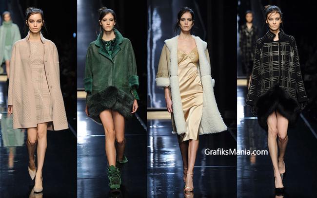 Collezione Ermanno Scervino abbigliamento 2014 2015