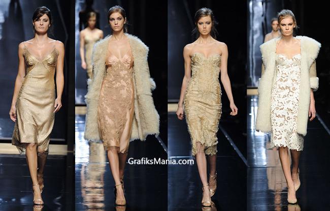 Collezione Ermanno Scervino abbigliamento donna 2014 2015